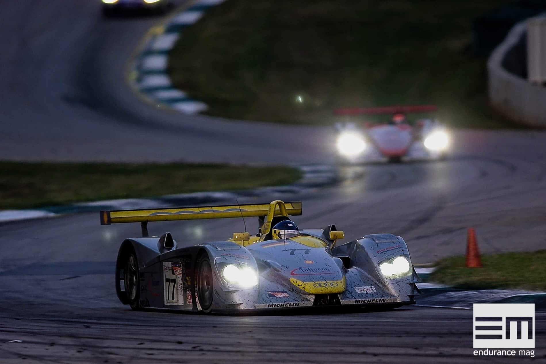 Vidéos Petit Le Mans 2000 : la course en intégralité