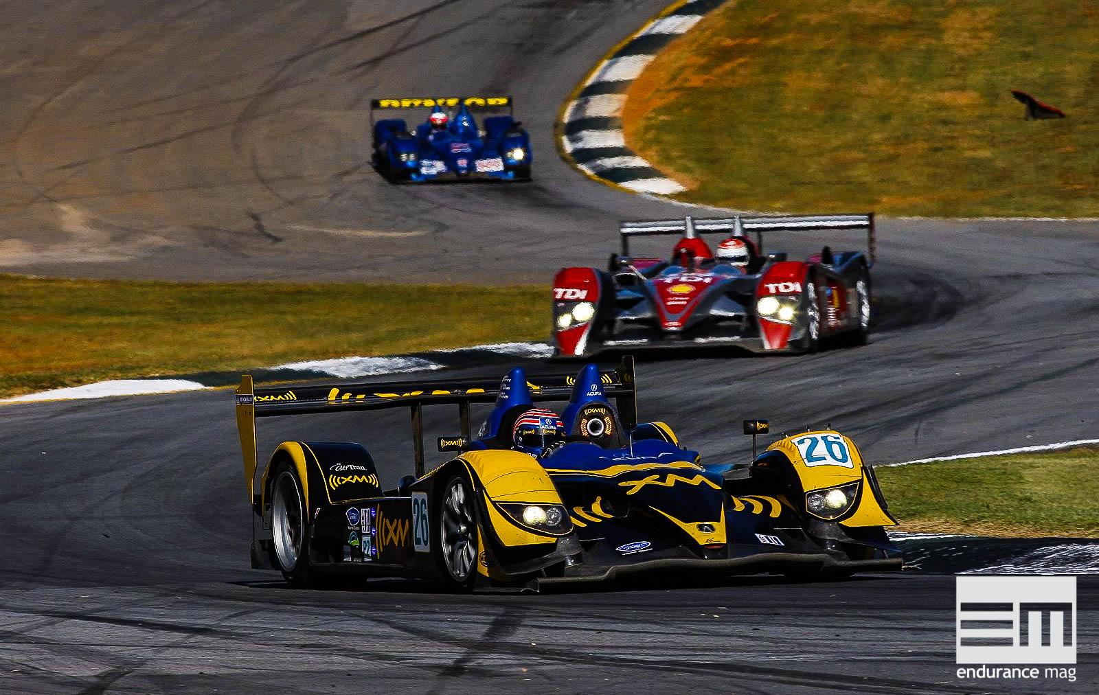 Vidéos Petit Le Mans 2008