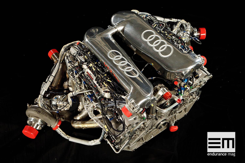 Audi R10 - V12 TDI