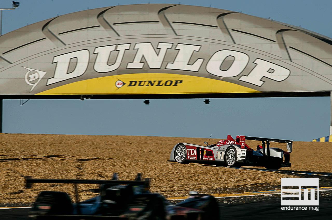 Les origines du triomphe du diesel au Mans avec l'Audi R10