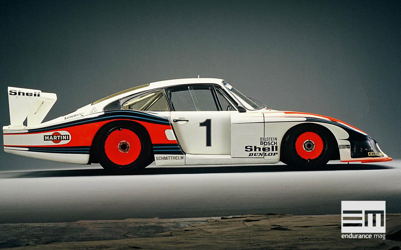 Porsche 935 Moby Dick, celle qui faisait peur