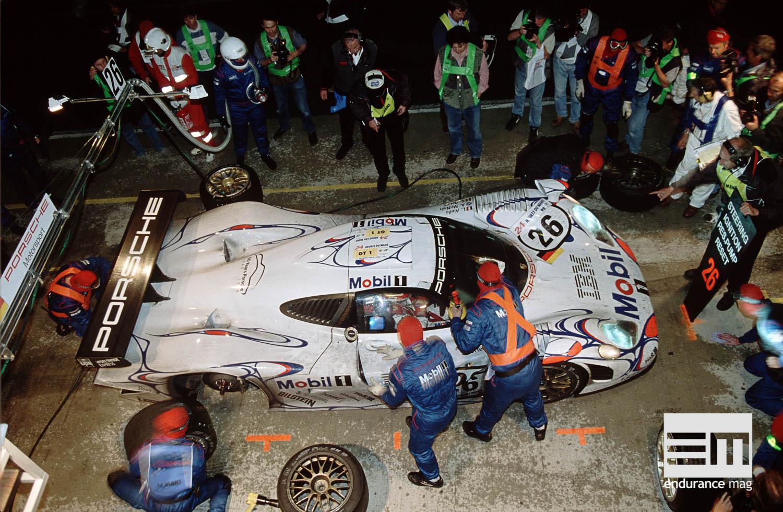 Allan McNish, le héros «manqué» de Porsche