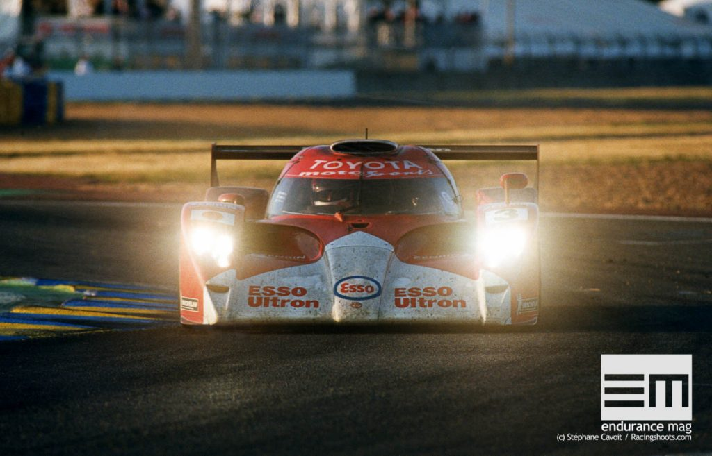 Toyota GT-One, Le Mans 1999