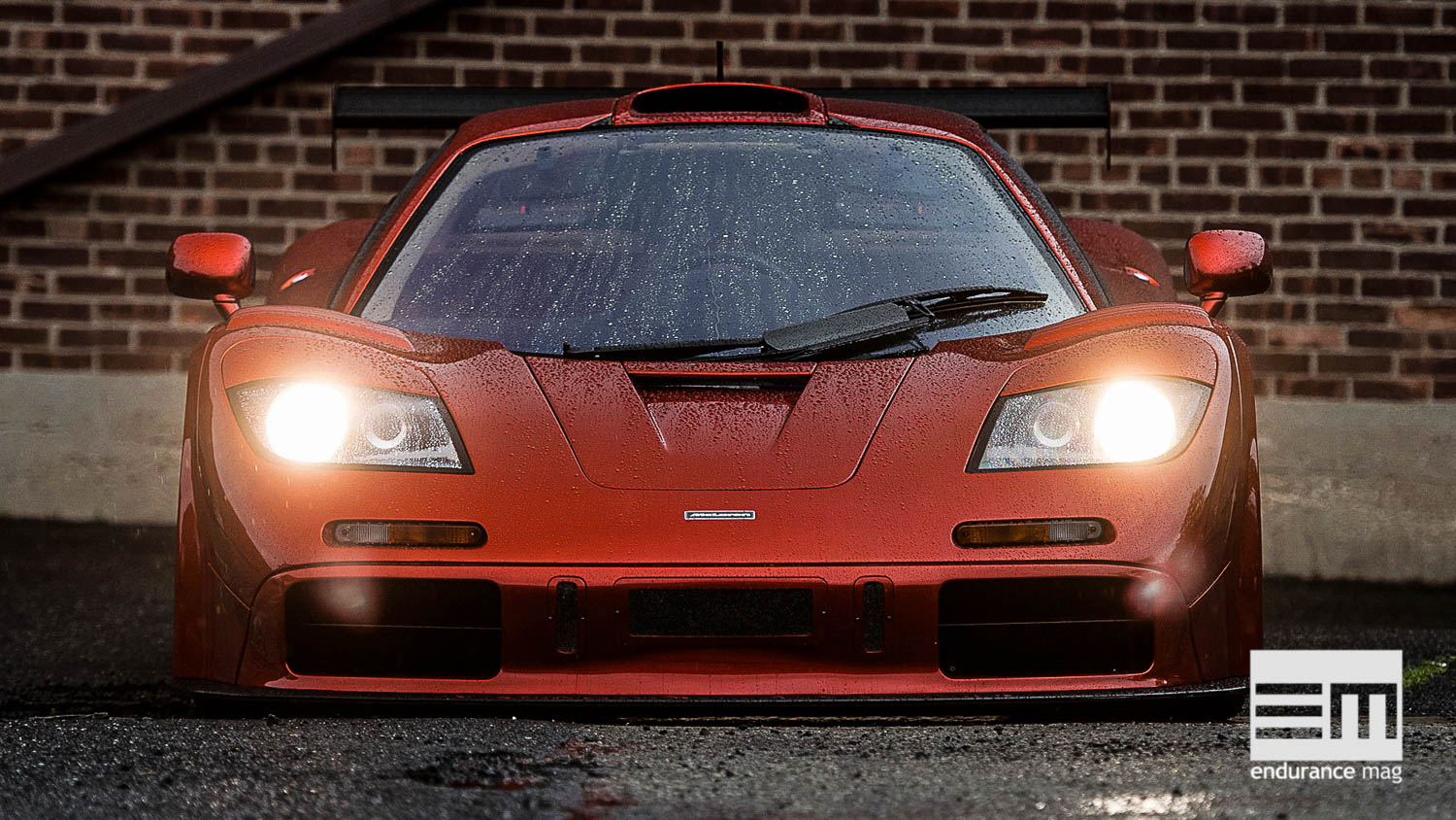 McLaren F1 chassis #073 LM