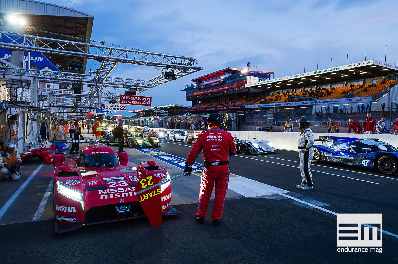 Nissan GT-R NISMO LM - Le Mans 2015