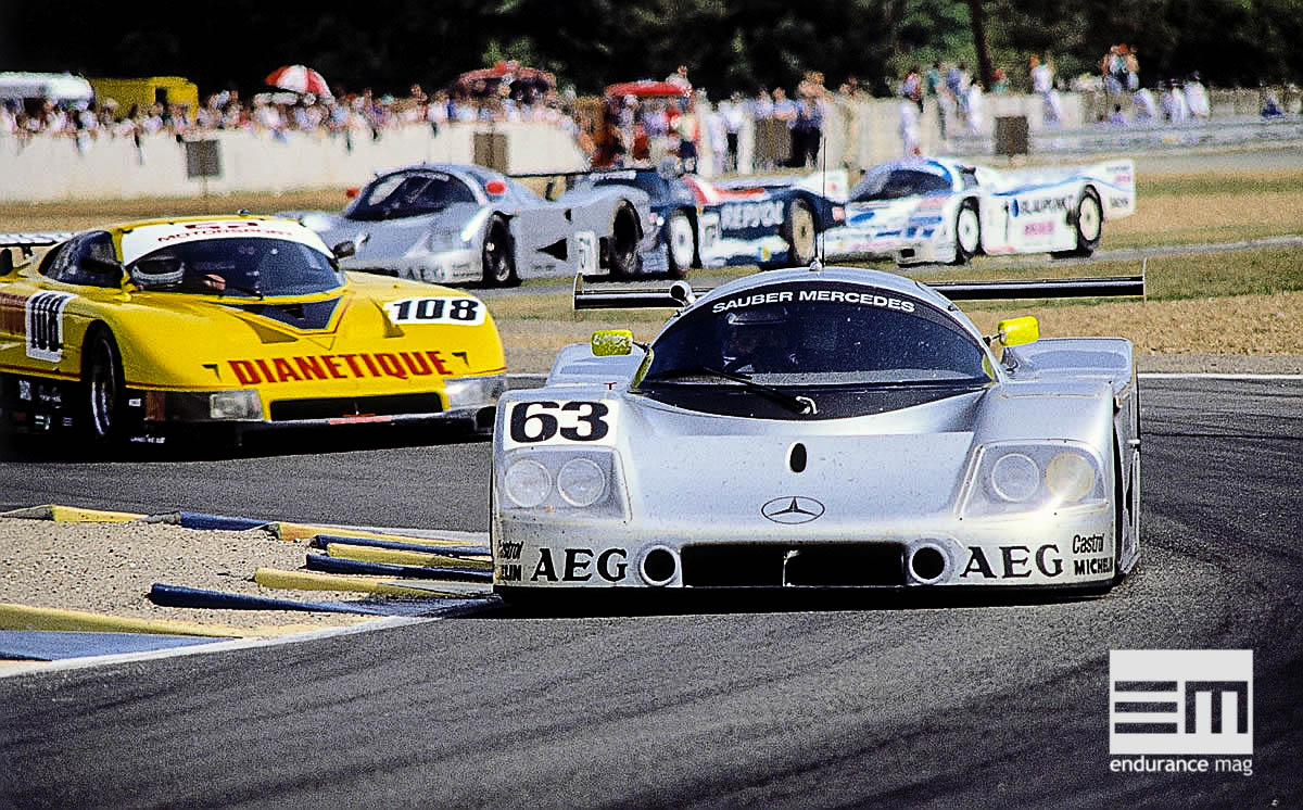 Jochen Mass, le professeur de Schumacher