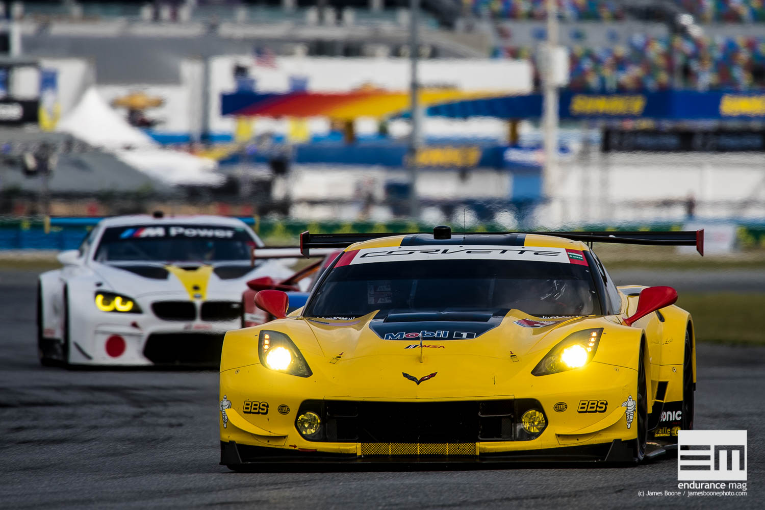 A la maison, les Corvette peuvent-elles de nouveau briller ? (Photo James Boone / Endurance Magazine)