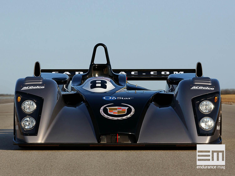 Cadillac aux 24 Heures du Mans : 2002, un an trop tard !