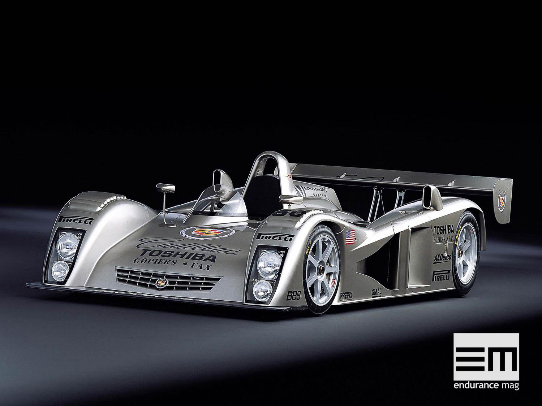 Cadillac aux 24 Heures du Mans : 2000, du neuf avec du vieux !