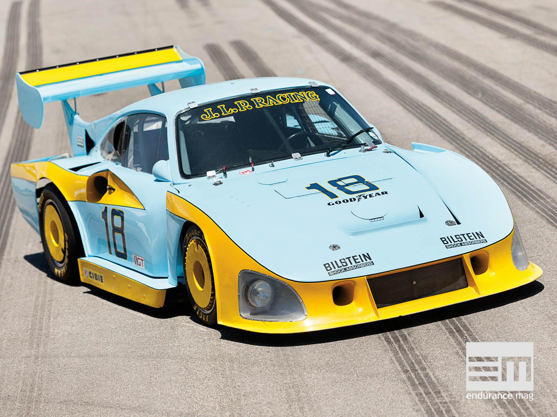 Porsche 935 JLP-3, la 935 la plus victorieuse !