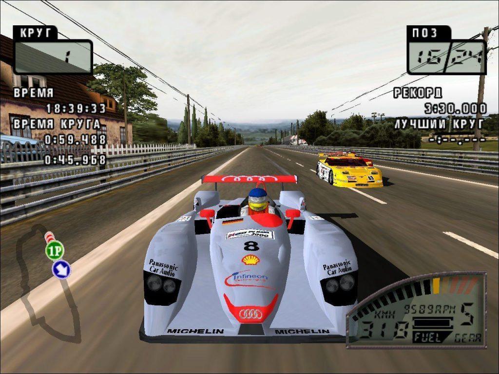 Test Drive Le Mans Le Jeu Officiel Devenu Culte