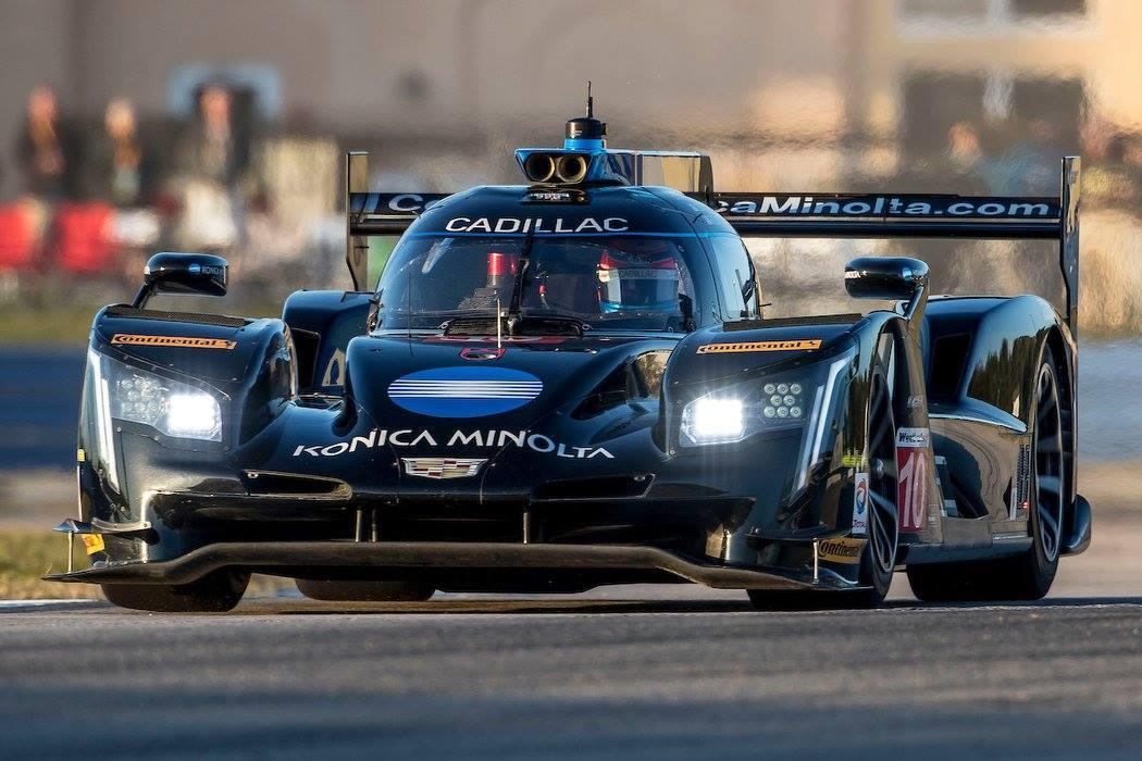 Cadillac s'impose aux 12 Heures de Sebring 2017