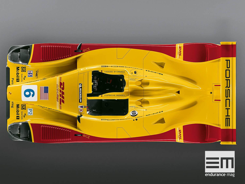 Porsche RS Spyder, la «petite» P2 qui dominait l'endurance