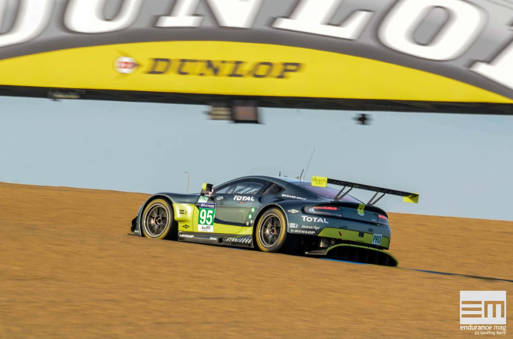 Après la victoire au Mans, Aston Martin prépare déjà 2018