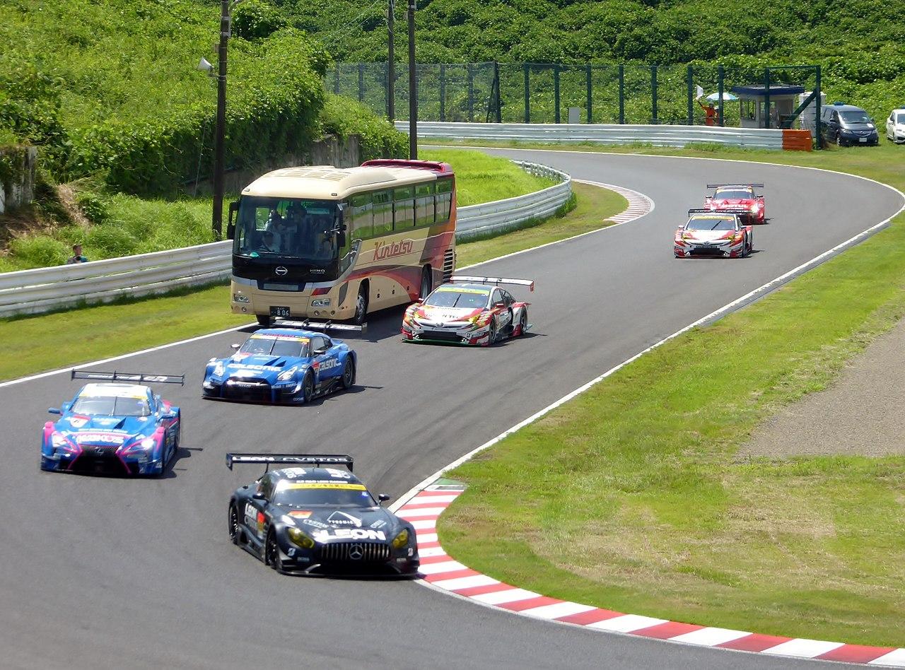 Circuit Safari à Suzuka, photo par Tokumeigakarinoaoshima