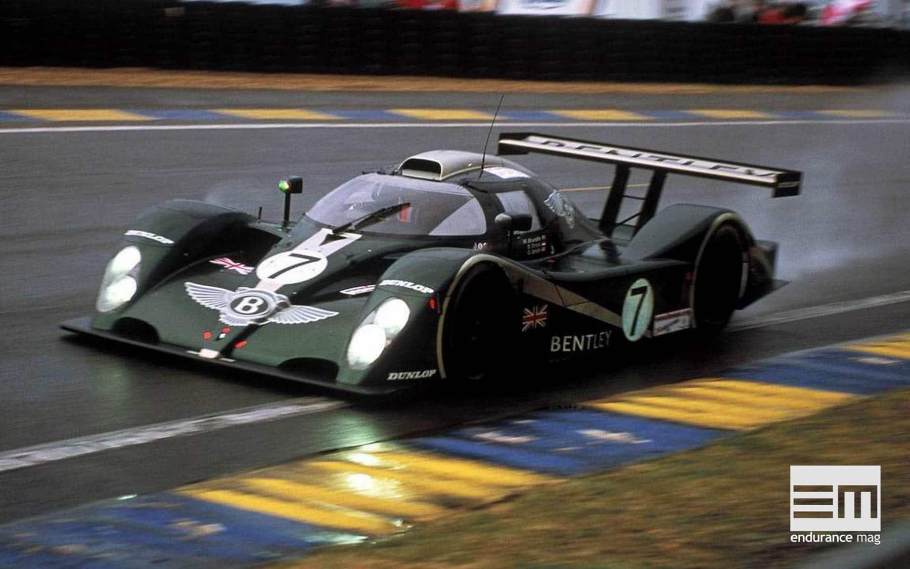 Bentley Speed 8, esprit anglais et ADN allemand