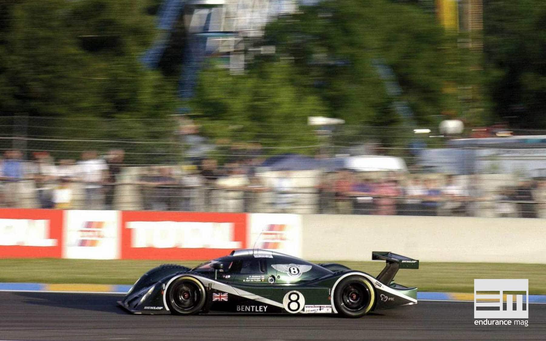 Le Mans 2002, la EXP SPeed 8 tente de nouveau l'aventure en Sarthe.