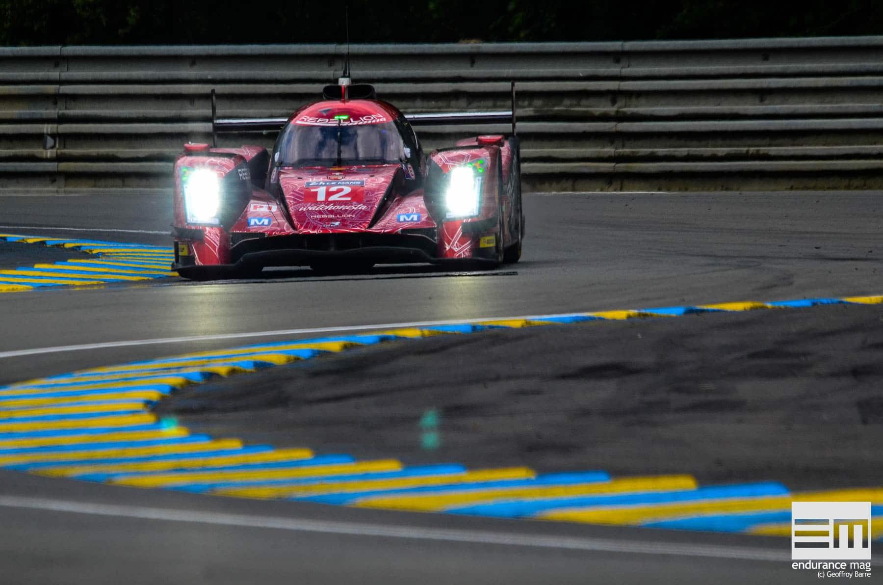 Rebellion Racing : deux vraies occasions de gagner les 24 Heures du Mans !