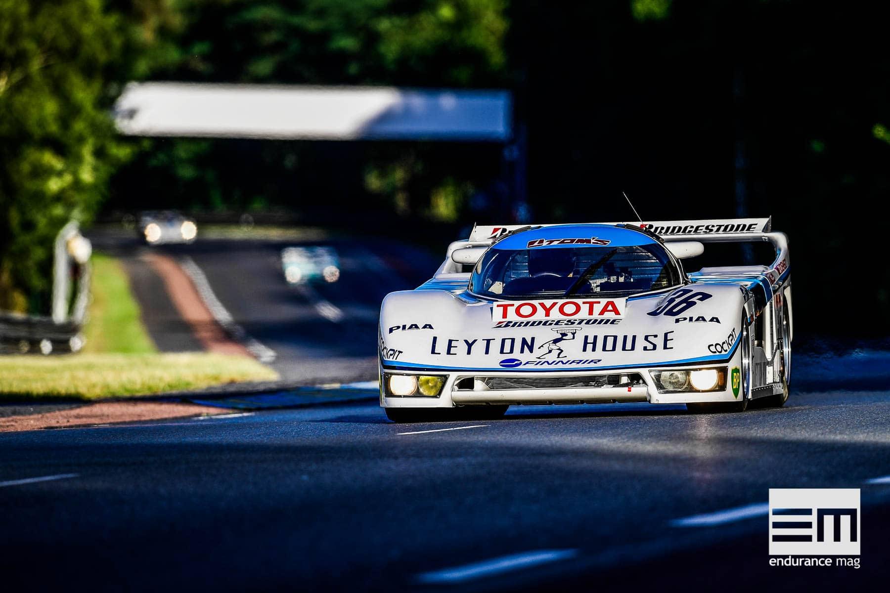 Toyota 85C, celle avec laquelle tout a commencé !