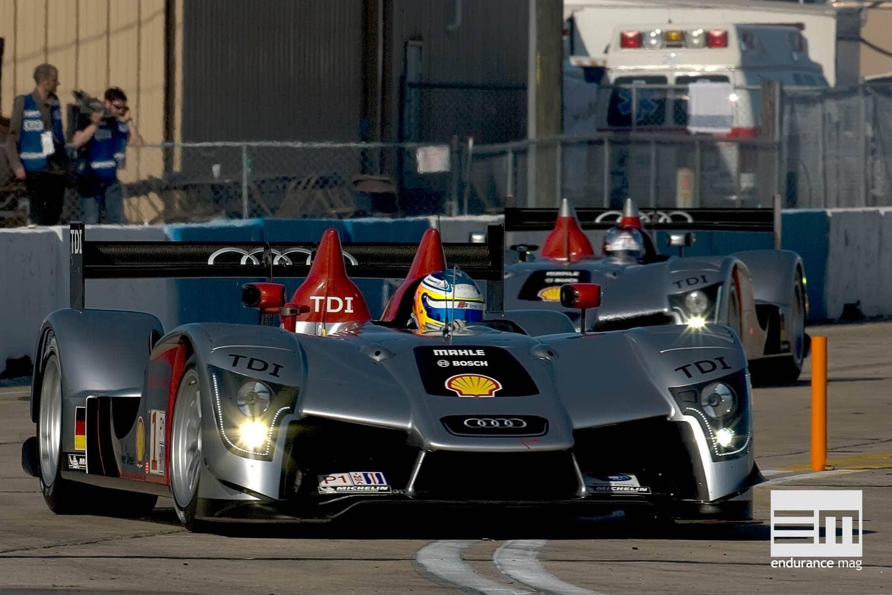 Audi R15 TDI (Audi Sport Team Joest), Mike Rockenfeller