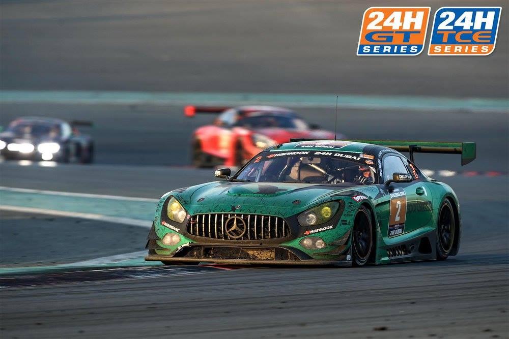 Mercedes remporte les 24 Heures de Dubaï 2018, dans la plus grande indifférence