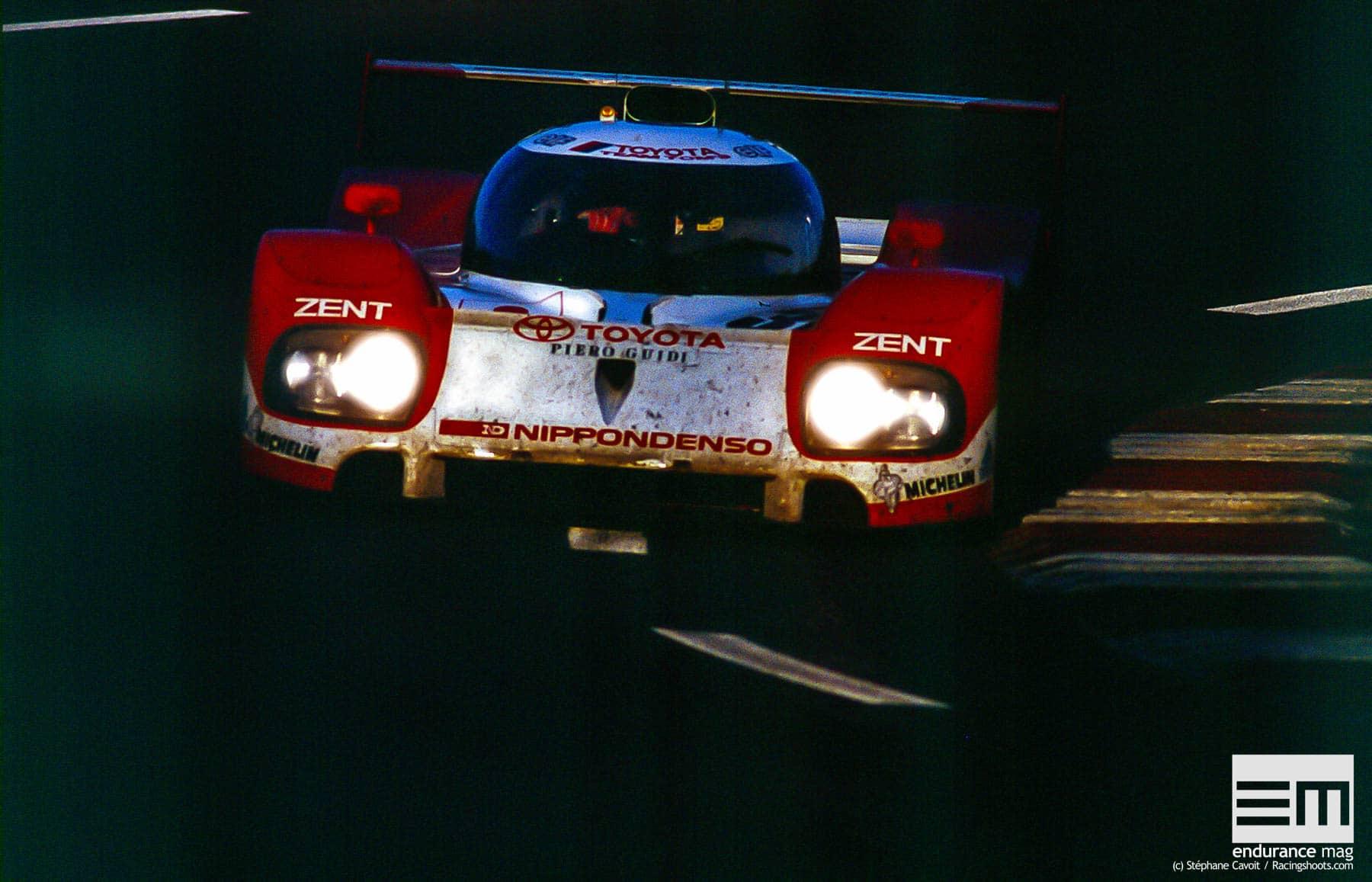 Toyota TS010, dans l'ombre des Peugeot 905