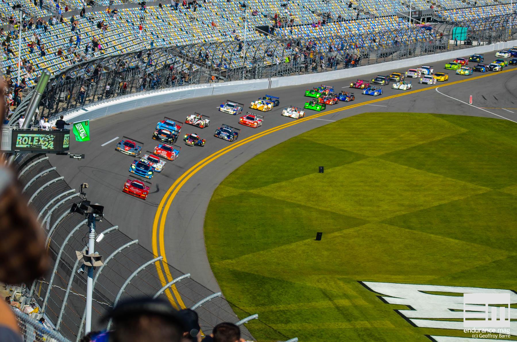 Daytona, cette arène mythique de l'endurance