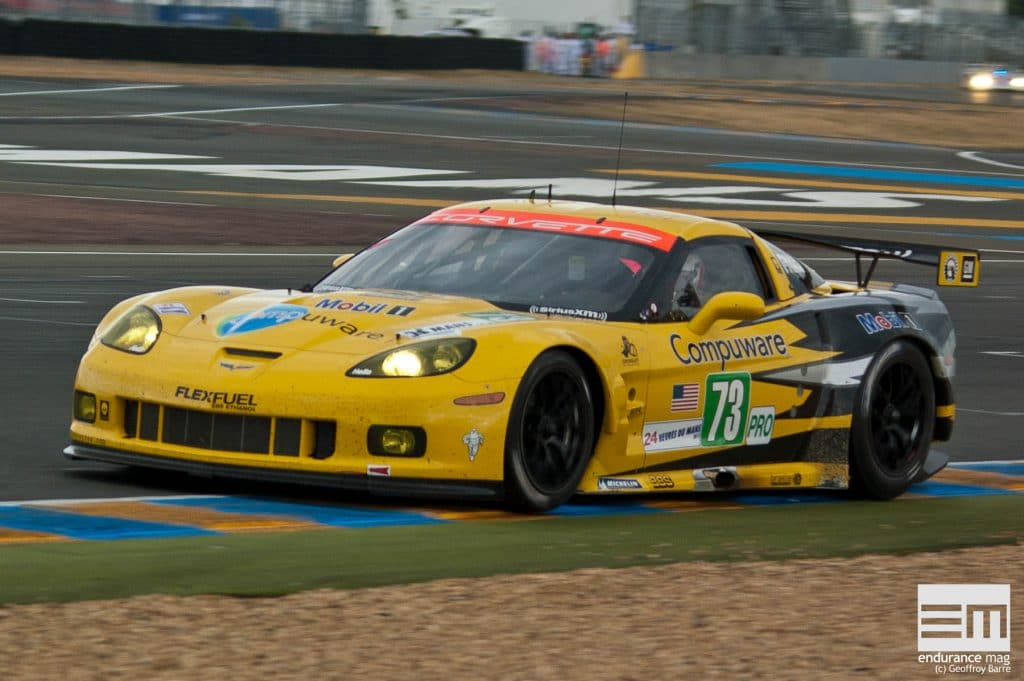 Corvette C6R GT2