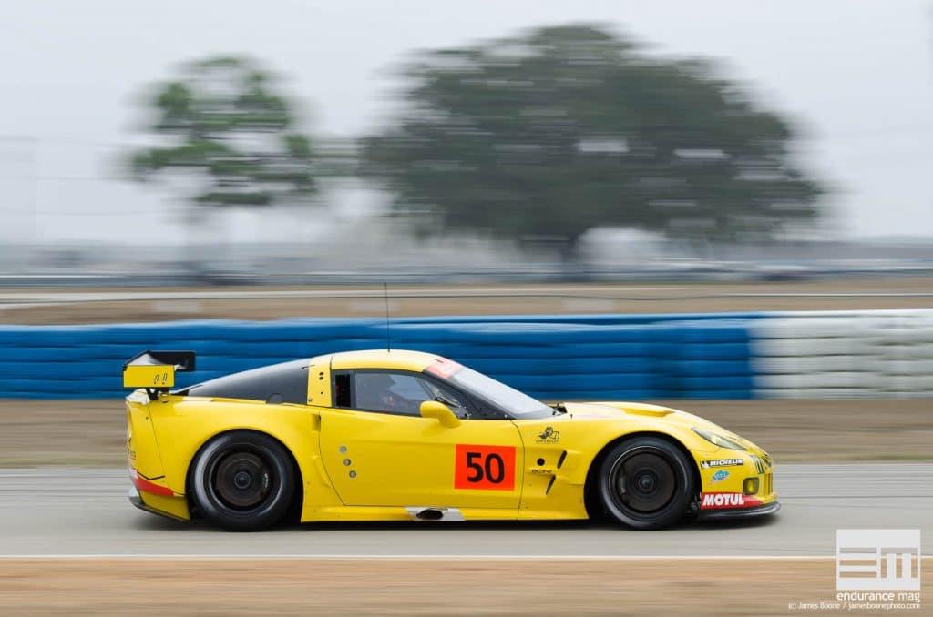 Corvette C6R GT1