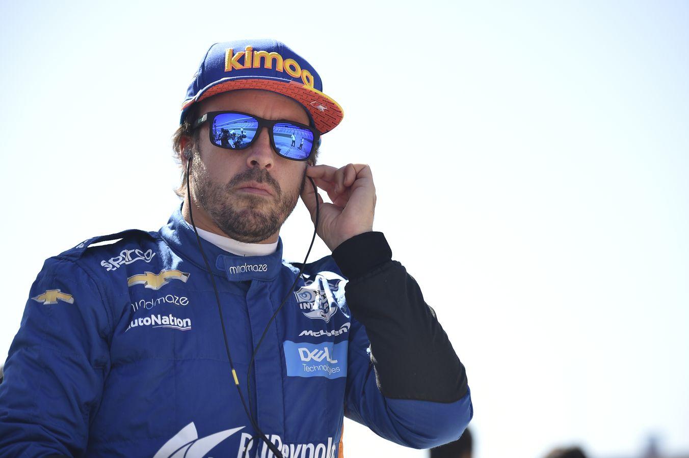 Fernando Alonso : l'Ibère et le feu