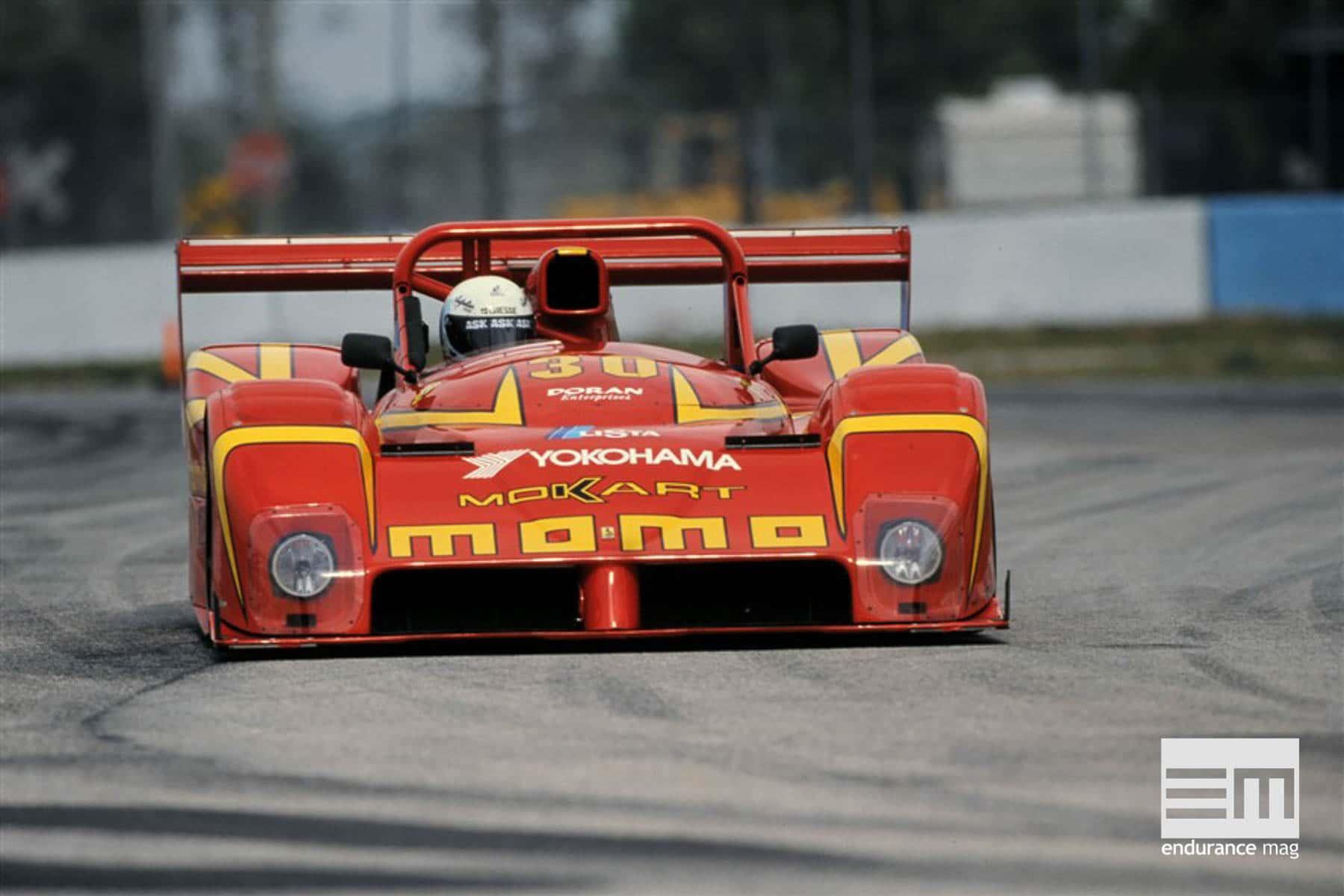 Ferrari 333 SP, le rêve américain