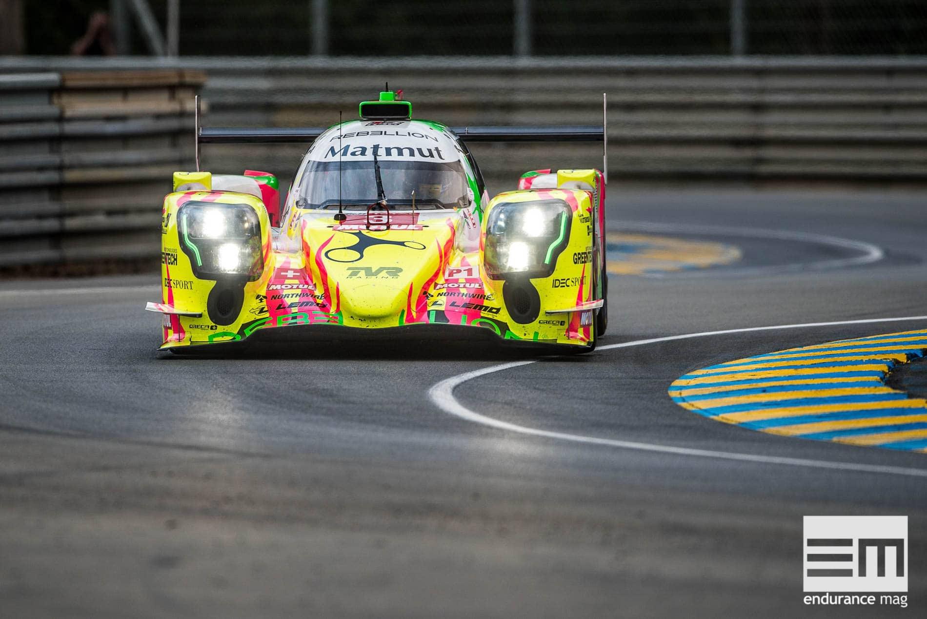 Vidéos 24 Heures du Mans 2019 : la course en intégralité