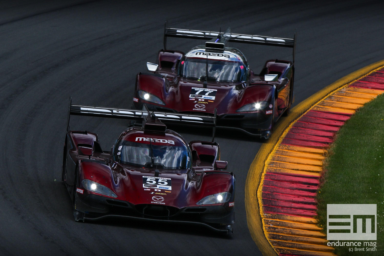 Mazda (enfin) de retour au sommet de l'endurance !