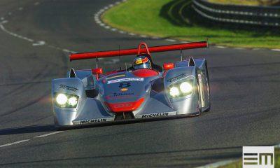 Audi réalise un triplé aux 24 Heures du Mans 2000