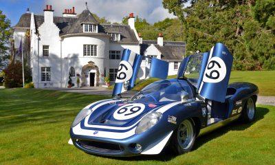 Jaguar XJR-14, la grosse Formule 1 de Ross Brawn