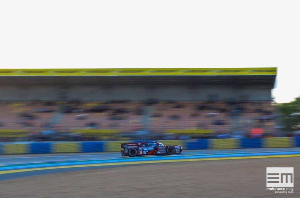 Le Mans 2016, Audi R18