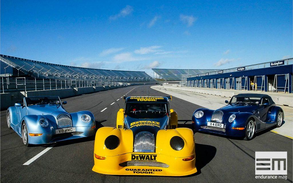 24 Heures du Mans 2002, Morgan Aero 8