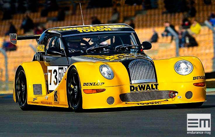 Morgan Aero 8 Le Mans 2002