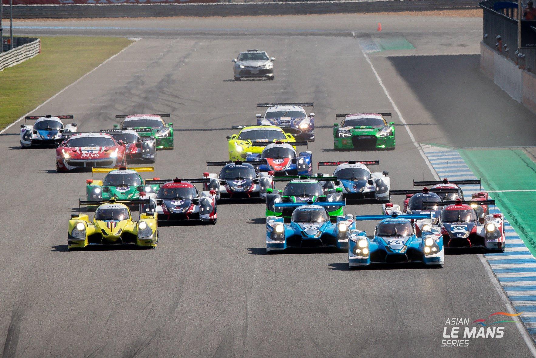 Asian Le Mans Series : 2019/2020, la saison de la maturité ?