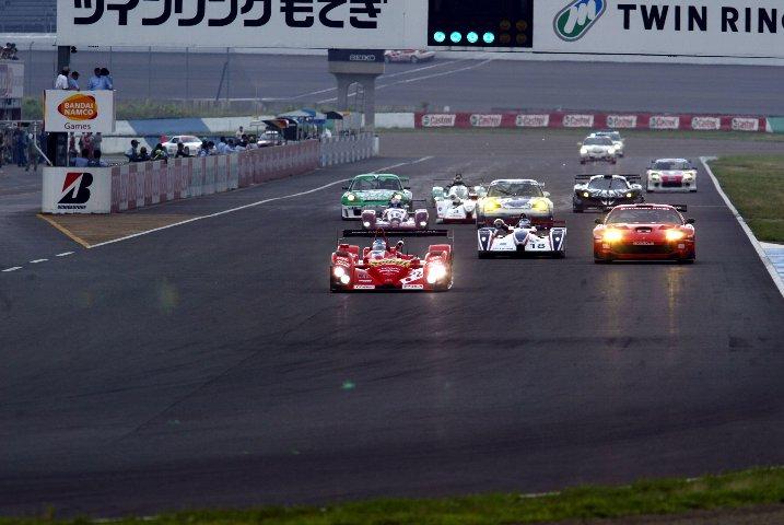 1000 km de Motegi 2006, Japan Le Mans Challenge