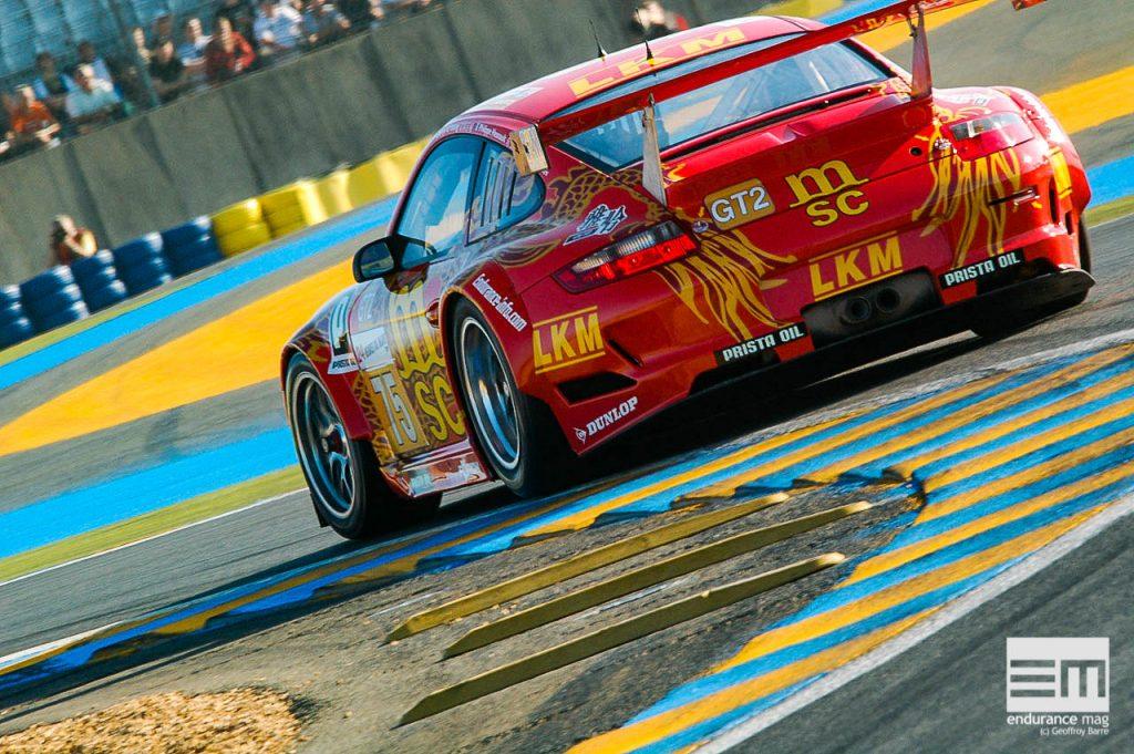 Porsche Endurance Asia Team, Le Mans 2009