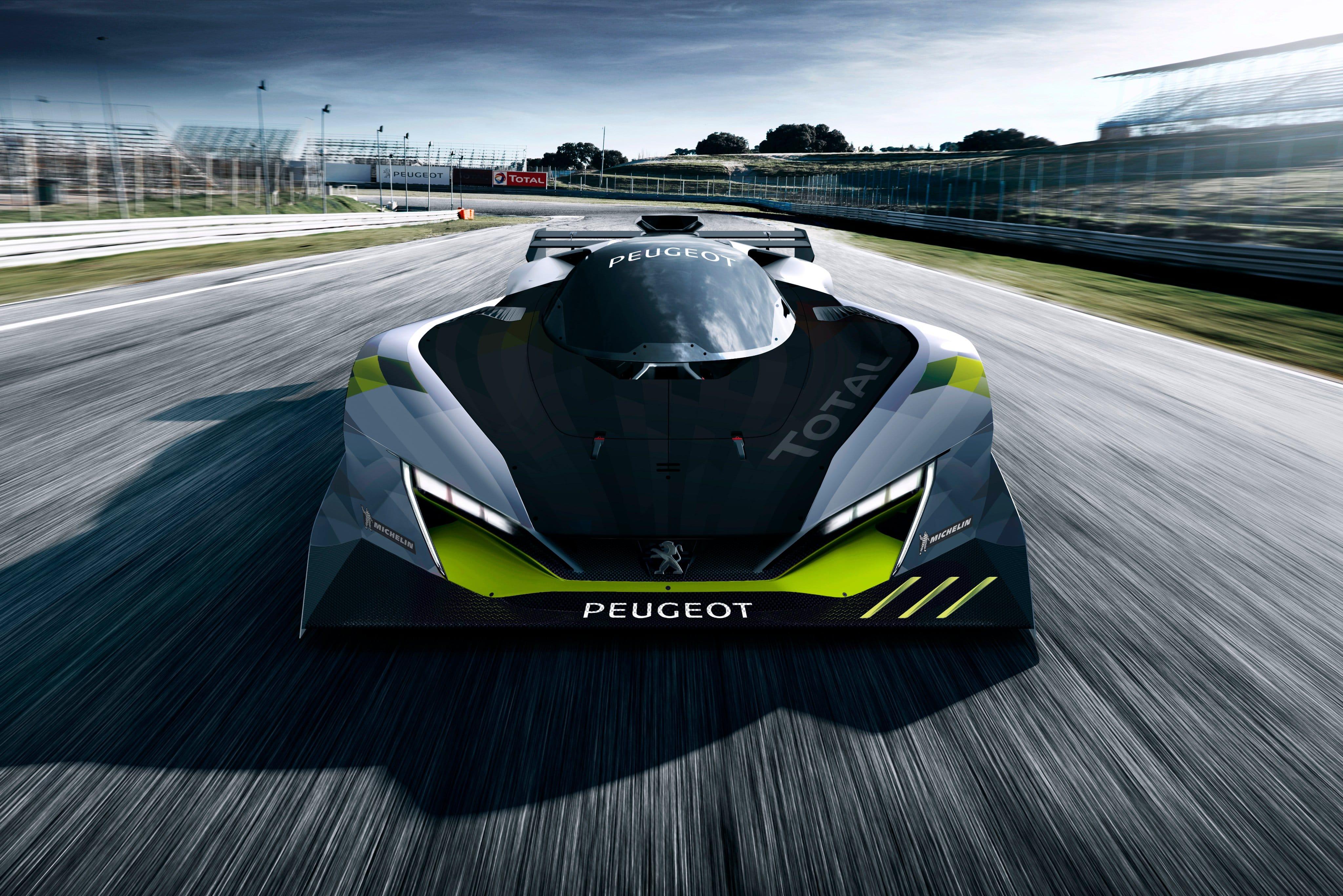 Peugeot, un retour en endurance (déjà) compliqué