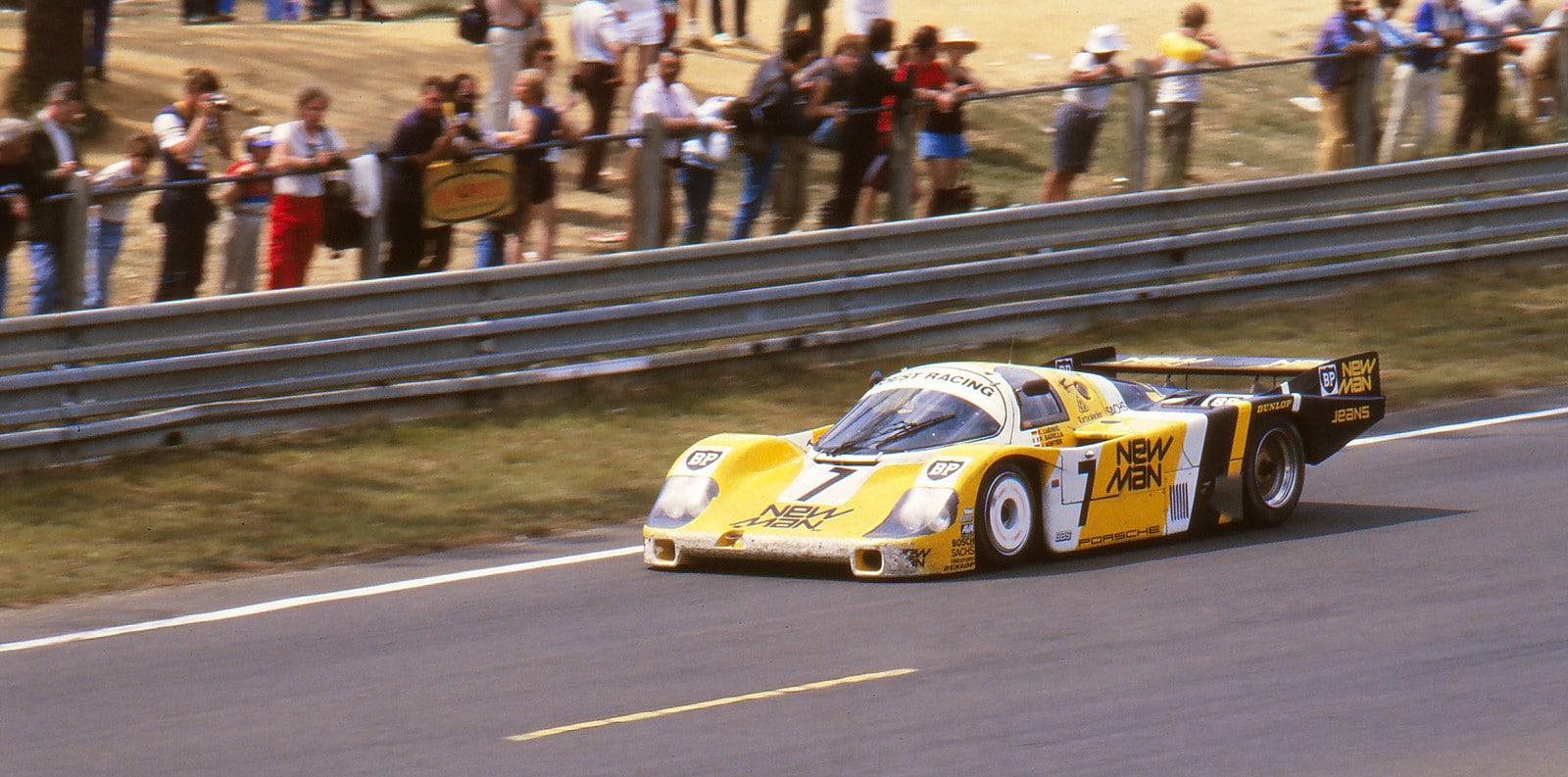 Le Mans 1985, Porsche vainqueur avec Joest