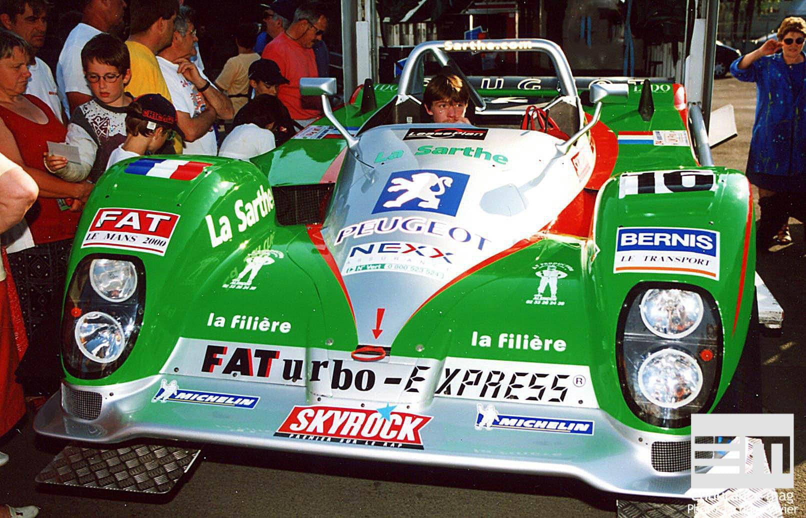 Pescarolo Sport : 2000, l'entrée en résistance