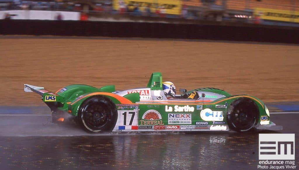 Pescarolo Sport 24 Heures du Mans 2001