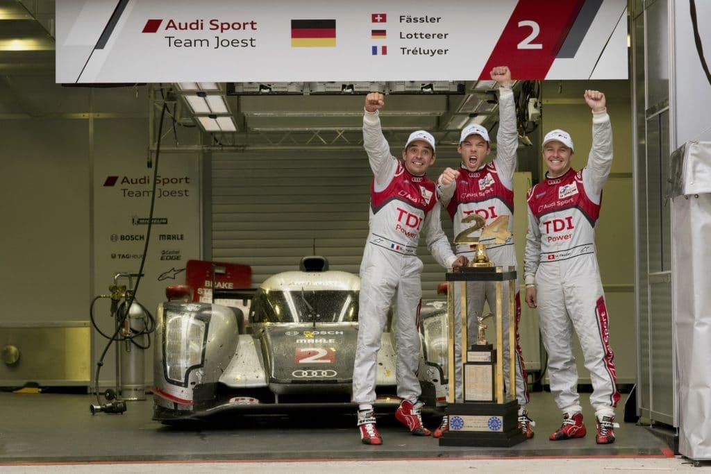 Le Mans 2011, la victoire des copains !