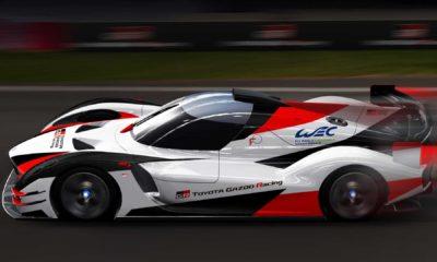 Toyota GR Super Sport Hypercar 24 Heures du Mans