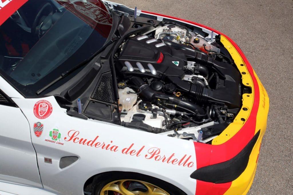 Alfa Romeo Giulia Quadrifoglio Nurburgring 2020