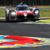 Toyota TS050, 24 Heures du Mans 2018 - photo Toyota Gazoo Racing
