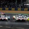 Départ des 24 Heures du Mans 2019 - photo Toyota Gazoo Racing